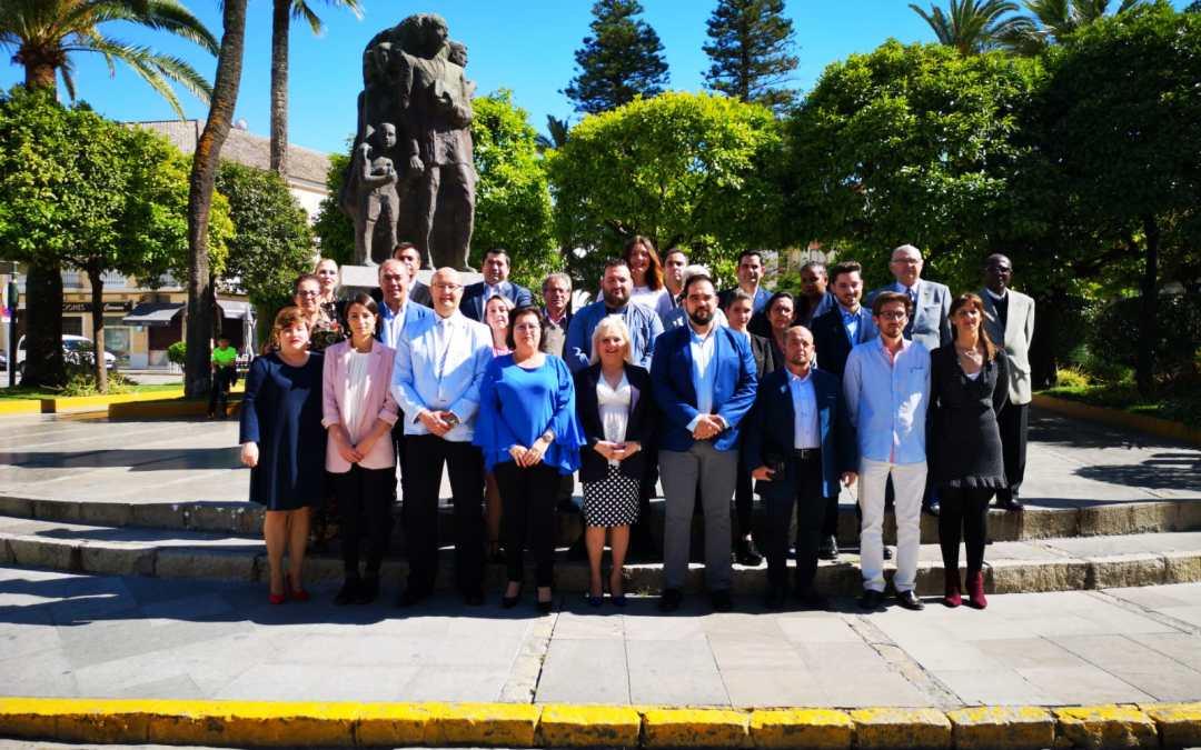 El PP de Dos Hermanas presenta su candidatura a las elecciones municipales del 26 de Mayo