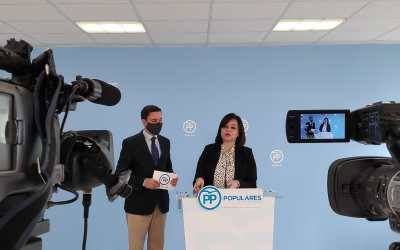 El PP denuncia el 'intolerable agravio' de Sánchez a la provincia en el reparto de Fondos Covid al recibir 154 millones de euros menos que la media española