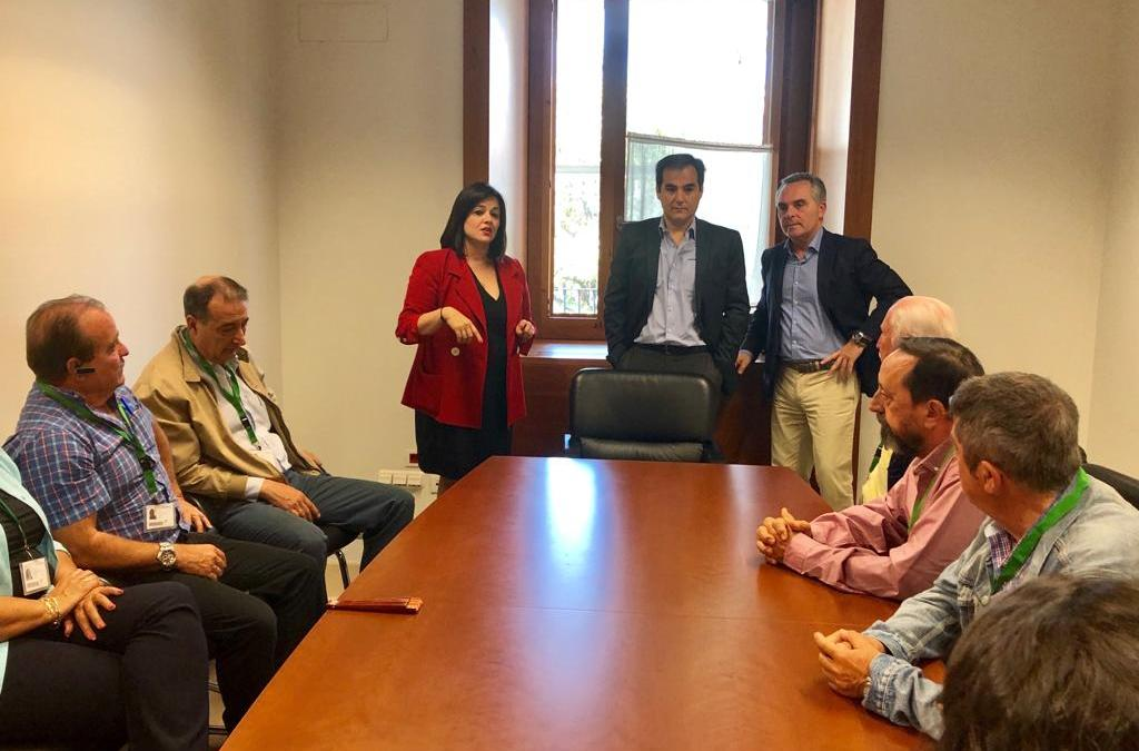 El PP presentará una iniciativa parlamentaria para que la Junta inste al ayuntamiento de La Rinconada a urbanizar Tarazona por una cuestión de salud pública