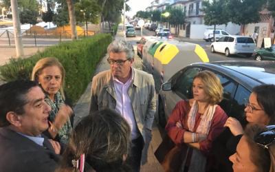 El PP de Sevilla señala al incremento de los efectivos y las penas como las mejores herramientas para luchar contra creciente inseguridad en el Aljarafe