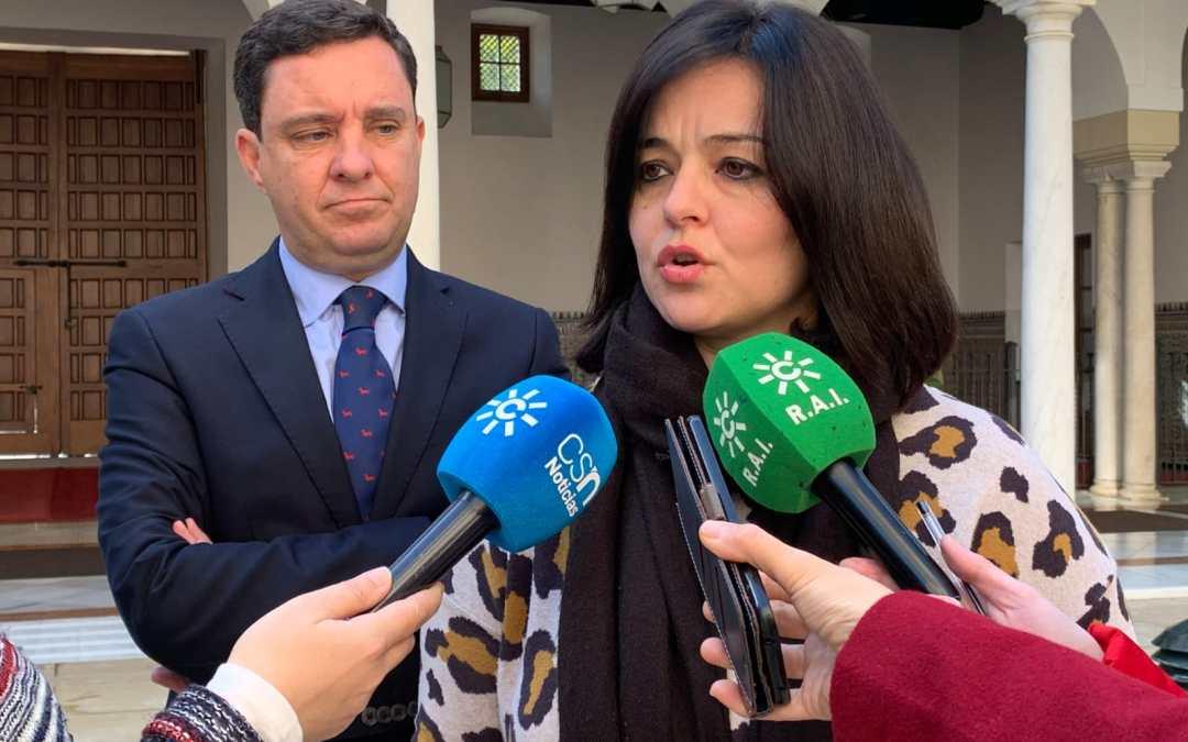 """Pérez avisa de """"atentado al medio ambiente"""" en el Consorcio Sierra Sur y exige """"explicaciones"""" al PSOE"""