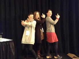 The Charlie's Angels of Edtech: Melissa, Corin, Rachel