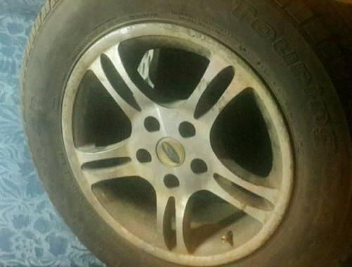 Диски с резиной на Волгу, колесные диски на ваз 2101 ...