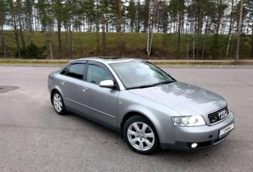 Audi A4, 2001, купить шкода октавия 2010 года, Выборг ...