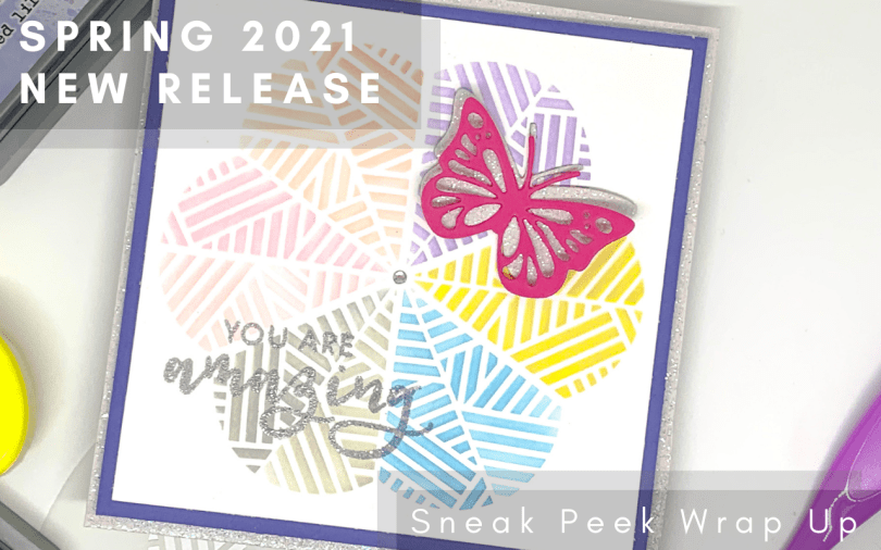 Spring 2021 New Release Sneak Peek Wrap Up