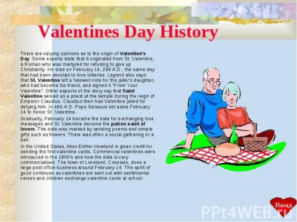 valentines day origins when valentines were picked by - 640×480