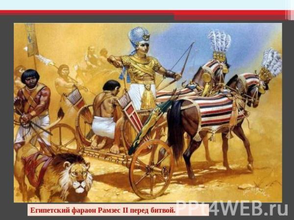 """Презентация на тему """"Военные походы фараонов ..."""