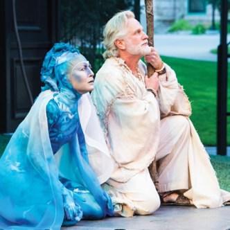 The Tempest - Utah Shakespeare Festival 2013 - Sound Designer/Composer Joe Payne