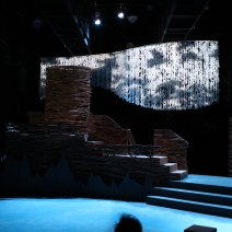 The Birds - Scenic Design by Kristen Morgan