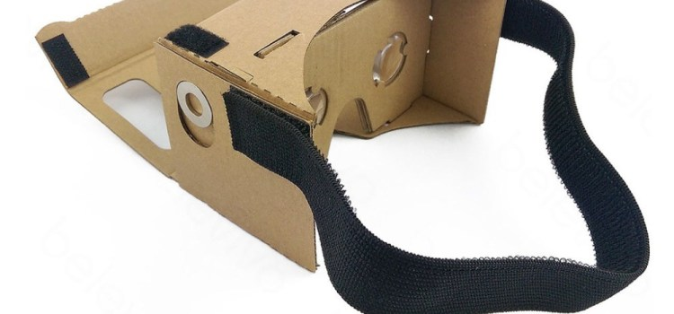 Recurso didáctico de Realidad Virtual: Google Cardboard
