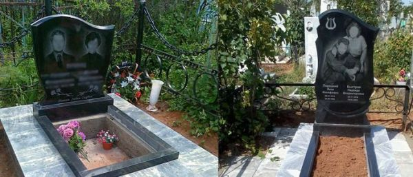 Фото - памятники на могилу (фотографии)