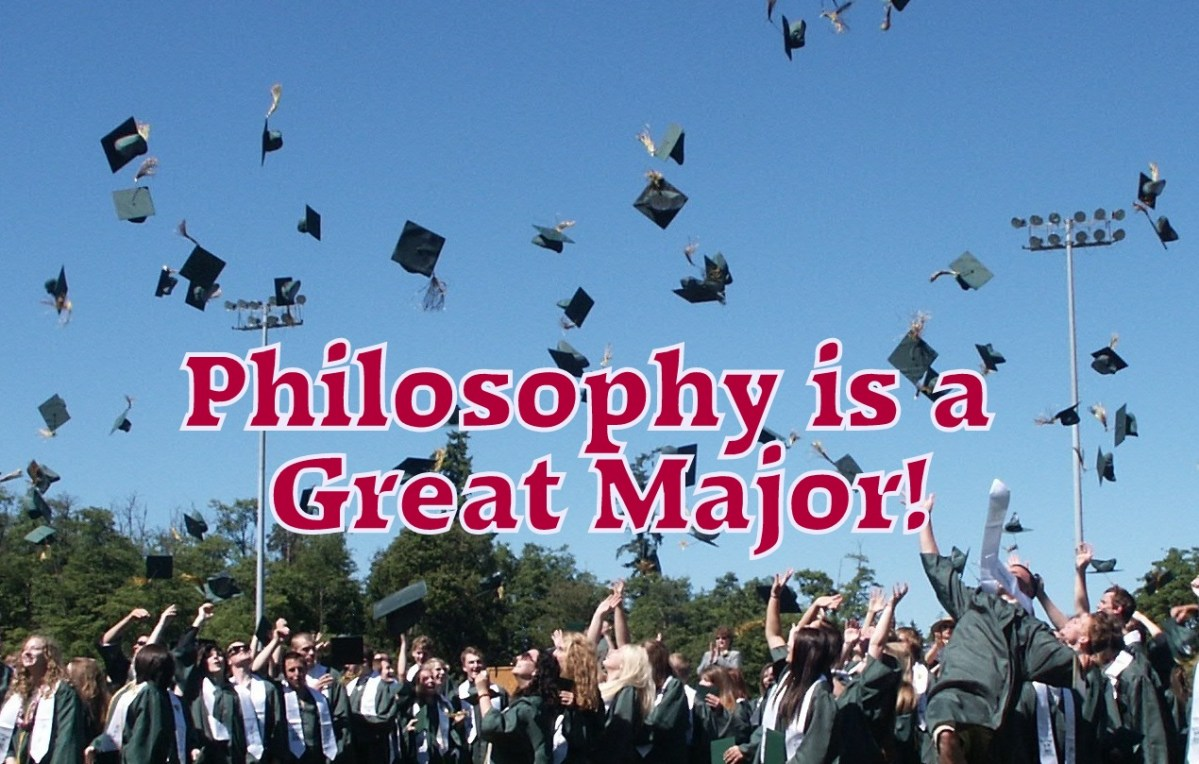 New website shows that philosophy majors are employable and make a great living.