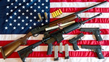 How should people respond to open-carry gun-rights activists