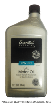 Essential SAE5W30 Front Finished