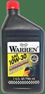 Warren10W30ThumbFront