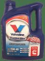ValvolineBlue15W40CK4Front