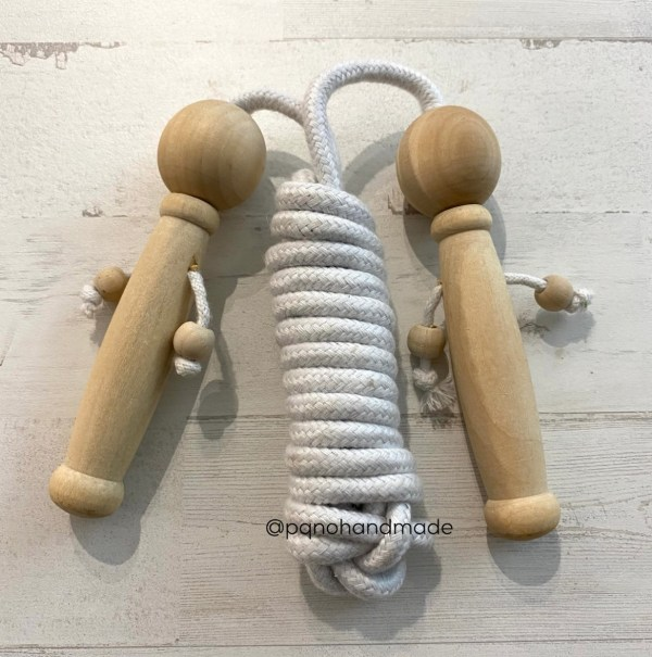 cuerda para saltar individual