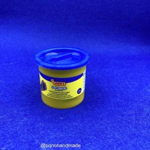 Plastilina Soft Dough azul oscuro para modelar y jugar manualidades