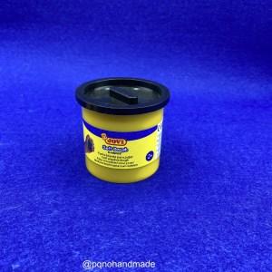 Plastilina Soft Dough negro para modelar y jugar manualidades