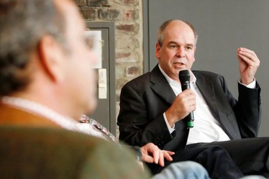Frank Dohmen beim PR Forum, Foto: Udo Geisler
