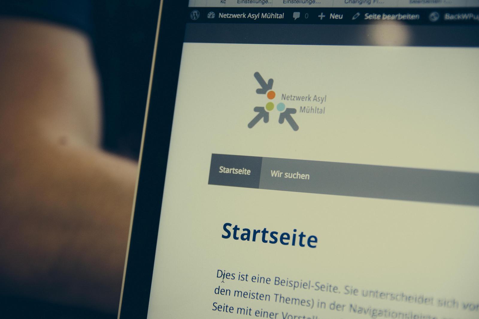 #cc2015cc - Webseite für das Netzwerk Asyl Mühltal