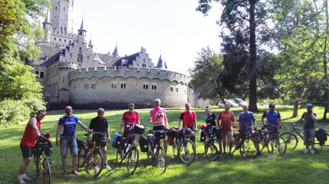 Männerradtour Walburga 2016