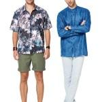 Выкройка Burda №6349 — Мужская рубашка