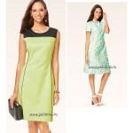Выкройка Burda №6627 — Платье