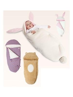 Выкройка Burda №9421 — Конверт для малыша