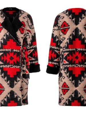 Выкройка Burda №6249 — Пальто, Куртка