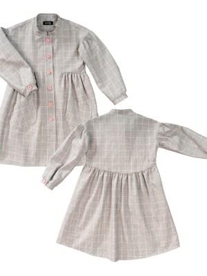 Выкройка Burda  9309 — Платье
