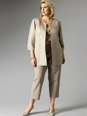 Выкройка Butterick  5899 — Базовая капсула:  платье, топ, юбка, брюки, жакет