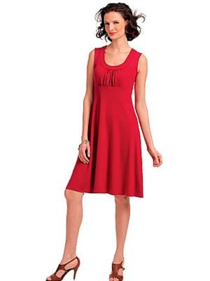 Выкройка Vogue №8571 — Платье-Сарафан