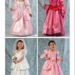 Выкройка McCall's — Карнавальное платье - M6897