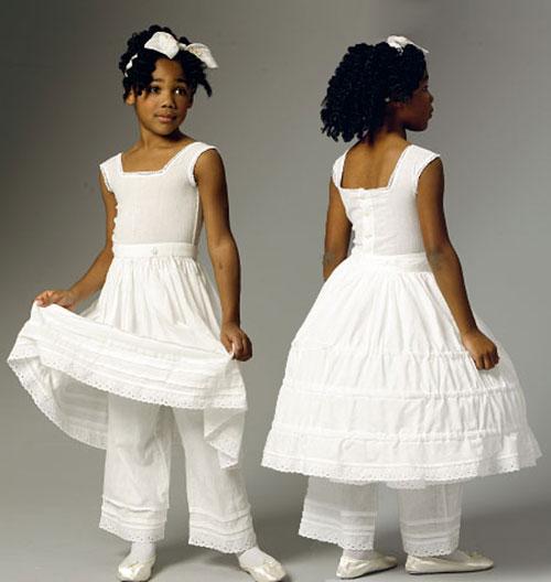 Выкройка Butterick — Детский карнавальный костюм - B5901 ()