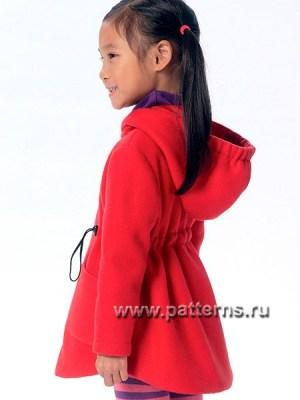 Выкройка Butterick — Куртка - B6279