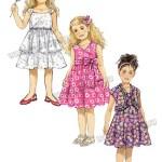 Выкройка Butterick — Платье с поясом, Болеро - B6046