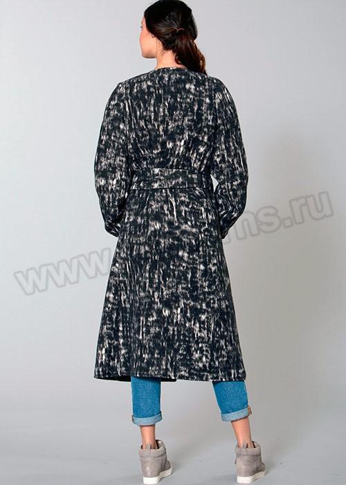 Выкройка McCall's — Пальто - M7479 ()