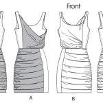 Выкройка McCall's — Платье - M6352
