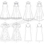 Выкройка McCall's — Платье - M6883 ()