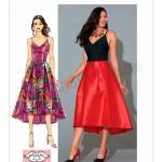 Выкройка McCall's — Платье - M7720