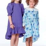 Выкройка McCall's — Платье для девочки - M7617