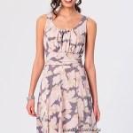 Выкройка McCall's — Платье с широким поясом - M7350 ()