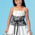 Выкройка McCall's — Платье, Сарафан - M6880