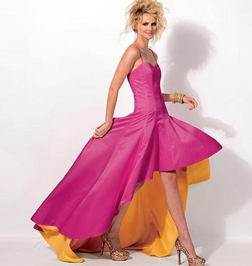 Выкройка McCall's — Вечернее платье - M6701