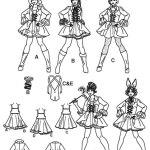 Выкройка Simplicity — Карнавальные костюмы - S3685 ()