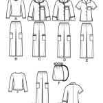 Выкройка Simplicity — Одежда для сна и отдыха - S3571 ()