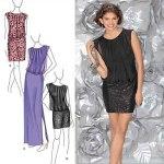 Выкройка Simplicity — Платье - S1658 ()