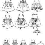 Выкройка Simplicity — Платье - S2167