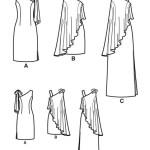 Выкройка Simplicity — Вечернее платье - S1657 ()